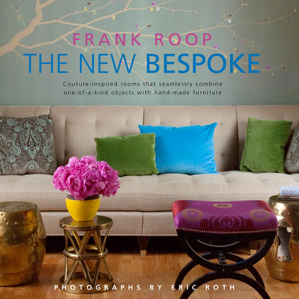 . FRANK ROOP design interiors  BOOK